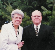Carole Bealer and her son Ron Bealer
